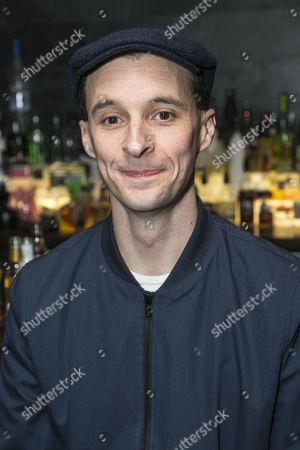 Stock Photo of Tom Vaughan-Lawlor (McCann)