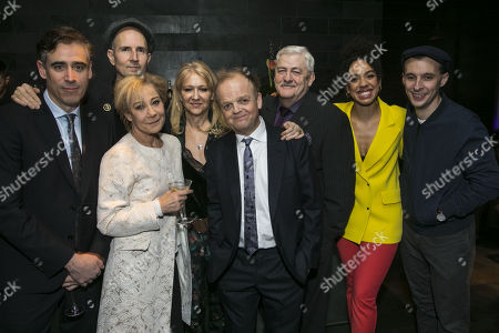 Editorial picture of 'The Birthday Party' play, Press Night, London, UK - 18 Jan 2018