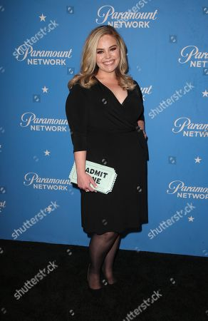Editorial image of Paramount Network Launch Party, Arrivals, Los Angeles, USA - 18 Jan 2018