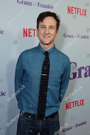 Editorial image of Netflix Original Series 'Grace and Frankie' TV Show Season 4 Premiere at Arclight Cinemas, Culver City, Los Angeles, USA - 18 Jan 2018