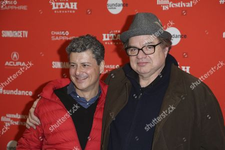 Anthony Bregman and Oliver Platt