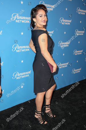 Editorial photo of Paramount Network Launch Party, Arrivals, Los Angeles, USA - 18 Jan 2018