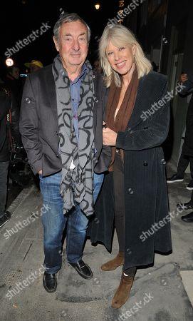 Nick Mason and Nettie Mason