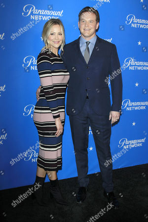Editorial photo of Paramount Network Launch Party in Los Angeles, USA - 18 Jan 2018