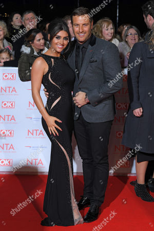 Stock Picture of Elliott Wright and Sadie Stuart