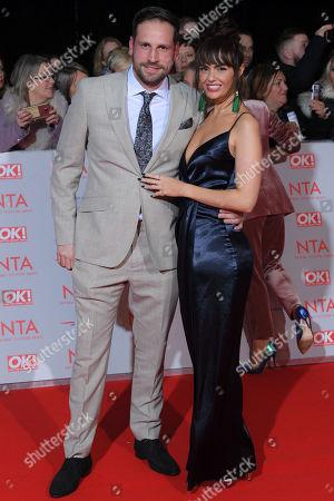 Jennifer Metcalfe and Greg Lake
