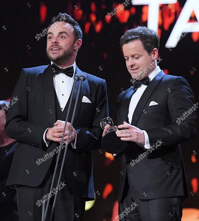 Editorial image of National Television Awards, Show, O2, London, UK - 23 Jan 2018