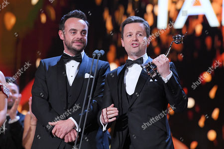 Editorial photo of National Television Awards, Show, O2, London, UK - 23 Jan 2018