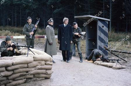 Location Shooting. James Maxwell (as Leonid Frengel)