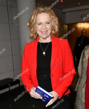 Editorial picture of Liv Ullmann in Conversation, London, UK - 19 Jan 2018