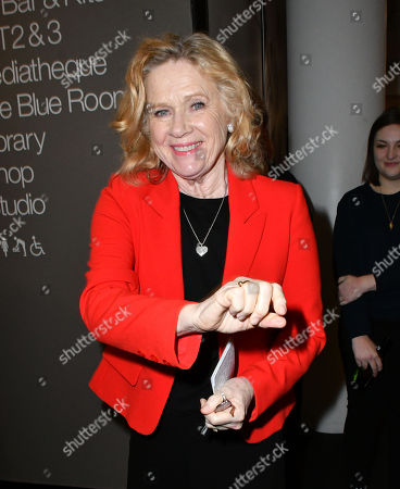 Stock Picture of Liv Ullmann at BFI Southbank
