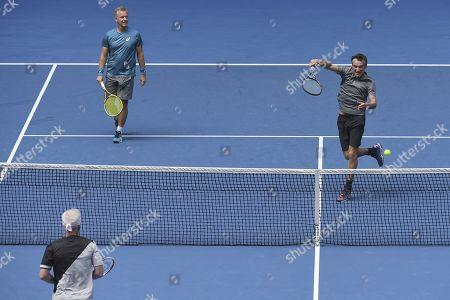 Editorial image of Tennis Australian Open 2018, Melbourne, Australia - 20 Jan 2018