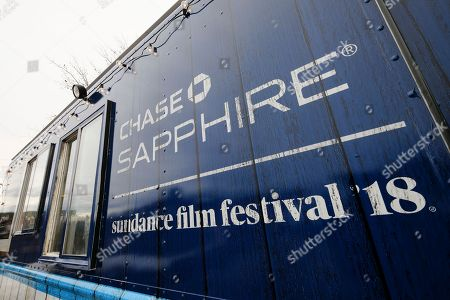 """The Chase Sapphire On Location Food Truck featuring one-of-a-kind treats created by """"Top Chef"""" winner Kristen Kish at the Sundance Film Festival, in Park City, Utah"""