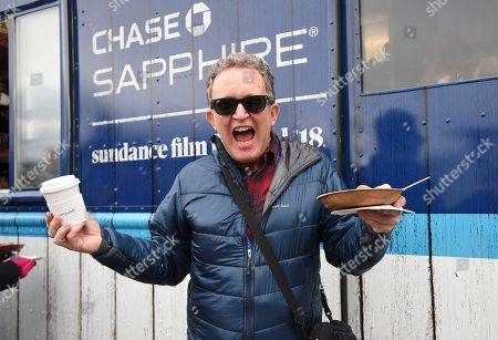 Editorial picture of Chase Sapphire On Location Food Truck, Park City, USA - 19 Jan 2018