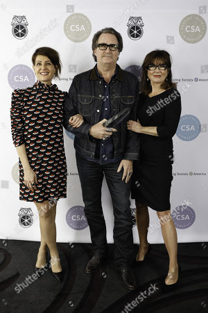 Stock Picture of Nia Vardalos, John Papsidera and Mary McDonnell