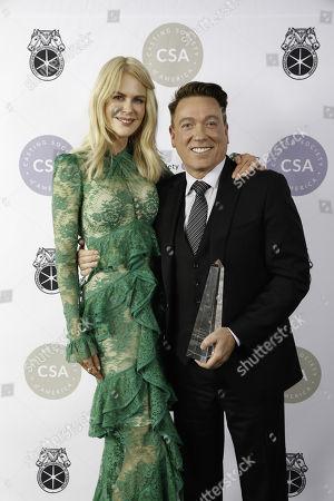 Nicole Kidman and Kevin Huvane