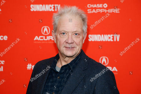 "Actor Jeff Perry poses at the premiere of ""Lizzie"" during the 2018 Sundance Film Festival, in Park City, Utah"