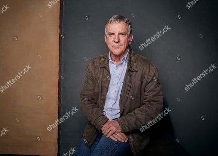 """Jamey Sheridan poses for a portrait to promote the film """"Lizzie,"""" at the Music Lodge during the Sundance Film Festival, in Park City, Utah"""