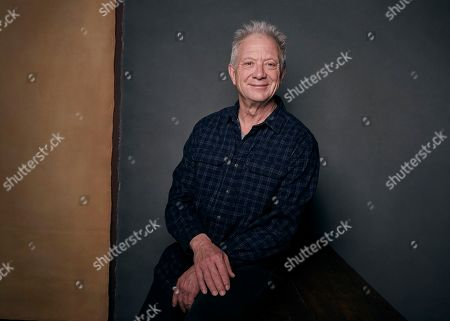 "Jeff Perry poses for a portrait to promote the film ""Lizzie,"" at the Music Lodge during the Sundance Film Festival, in Park City, Utah"