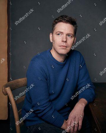 "Editorial photo of 2018 Sundance Film Festival - ""Lizzie"" Portrait Session, Park City, USA - 19 Jan 2018"