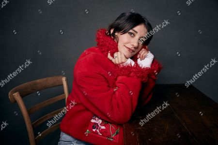 "Sheila Vand poses for a portrait to promote the film ""We the Animals,"" at the Music Lodge during the Sundance Film Festival, in Park City, Utah"