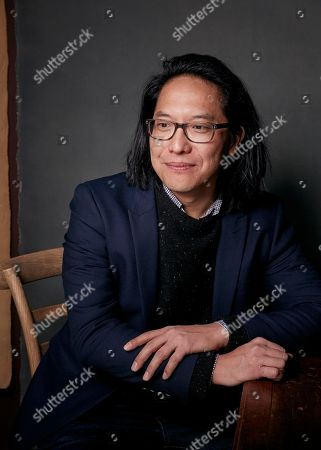 "Editorial picture of 2018 Sundance Film Festival - ""Crime and Punishment"" Portrait Session, Park City, USA - 19 Jan 2018"