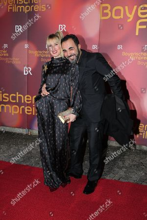 Editorial image of Bavarian Film Awards 2018, Munich, Germany - 19 Jan 2018