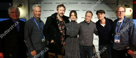 Albert Berger, Jeffrey Soros, Chris O'Dowd, Rose Byrne, Jesse Peretz, Dominic Patten and Ron Yerxa