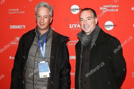 Jeffrey Soros, Simon Horsman