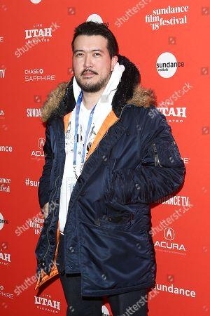 Stock Photo of Aaron Stewart-Ahn