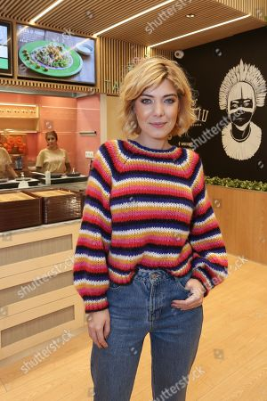 Editorial photo of 'Beiju de Rita Pereira' store opening, Lisbon, Portugal - 18 Jan 2018