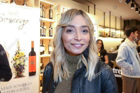 Stock Photo of Carina Caldeira