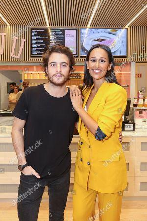 Tiago Teotonio Pereira and Rita Pereira