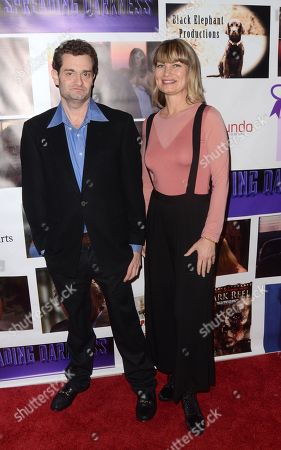 Editorial image of 'Spreading Darkness' film premiere, Los Angeles, USA - 19 Jan 2018