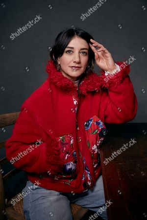 "Sheila Vand poses for a portrait to promote the film, ""We The Animals"", at the Music Lodge during the Sundance Film Festival, in Park City, Utah"