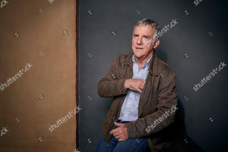 """Stock Photo of Jamey Sheridan poses for a portrait to promote the film, """"Lizzie"""", at the Music Lodge during the Sundance Film Festival, in Park City, Utah"""