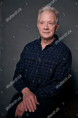 "Jeff Perry poses for a portrait to promote the film, ""Lizzie"", at the Music Lodge during the Sundance Film Festival, in Park City, Utah"