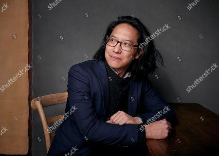 "Editorial photo of 2018 Sundance Film Festival - ""Crime and Punishment"" Portrait Se, Park City, USA - 19 Jan 2018"