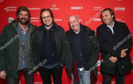 Producers, Charles-Marie Anthonioz, Mourad Belkeddar, Steve Golin and Nicolas Lhermitte