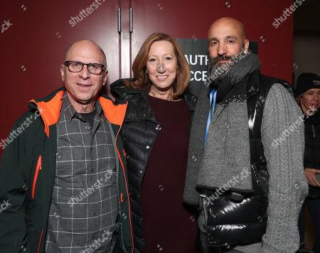 Amazon Studios Head of Marketing and Distribution Bob Berney, Sundance Institutes Executive Director Keri Putnam, Amazon Studios Head of Motion Pictures Jason Ropell