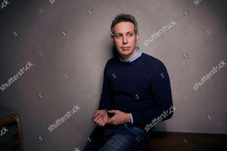 "Editorial photo of 2018 Sundance Film Festival - ""Three Identical Strangers"" Portrait Session, Park City, USA - 19 Jan 2018"