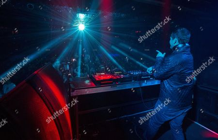 Ryan Gary Raddon. Kaskade performs during the Snow Fest at Park City Live, in Park City, Utah