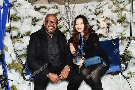 Forest Whitaker, Nina Yang Bongiovi