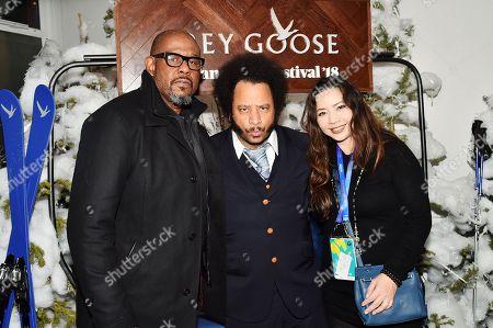 Forest Whitaker, Boots Riley, Nina Yang Bongiovi