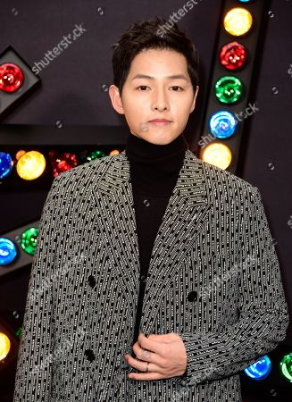 Stock Picture of Song Joong-ki
