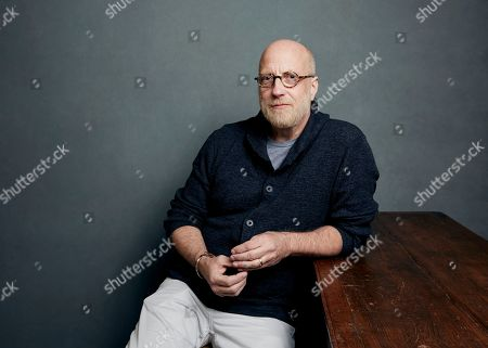 "Chris Elliott poses for a portrait to promote the film, ""Clara's Ghost"", at the Music Lodge during the Sundance Film Festival, in Park City, Utah"