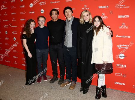 Zoe Colletti, Ed Oxenbould, Jake Gyllenhaal, Paul Dano, Carey Mulligan, Zoe Kazan