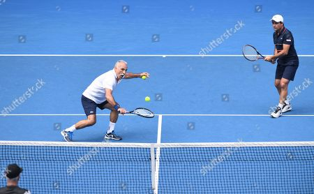 Editorial photo of Tennis Australian Open 2018, Melbourne, Australia - 21 Jan 2018