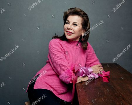 "Princess Firyal of Jordan poses for a portrait to promote the film, ""This is Home"", at the Music Lodge during the Sundance Film Festival, in Park City, Utah"