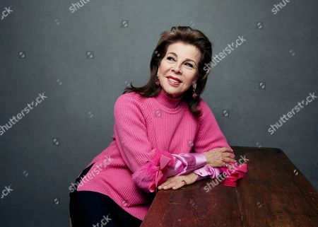 "Stock Image of Princess Firyal of Jordan poses for a portrait to promote the film, ""This Is Home: A Refugee Story,"" at the Music Lodge during the Sundance Film Festival, in Park City, Utah"